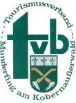 Dieses Bild zeigt das Logo des Tourismusverbandes Munderfing am Kobernaußerwald.