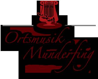 Dieses Bild zeigt das Logo der Ortsmusik Munderfing.