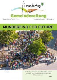 Gemeindezeitung Oktober 2019