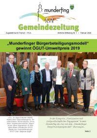 Gemeindezeitung Februar 2020