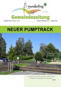 Gemeindezeitung August 2020