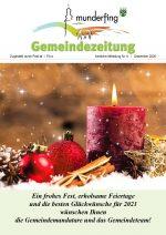 Gemeindezeitung Dezember 2020