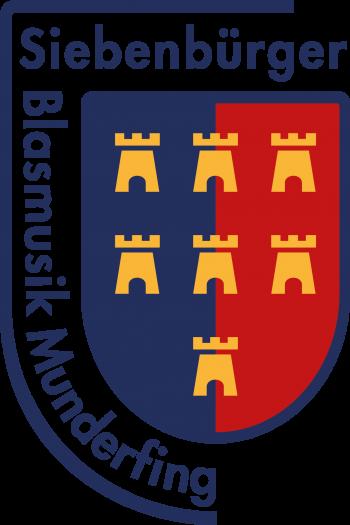 Dieses Bild zeigt das Logo der Siebenbürger Blasmusik Munderfing