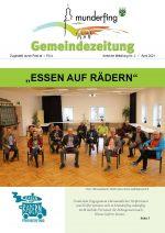 Gemeindezeitung April 2021