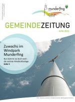 Gemeindezeitung Juni 2021
